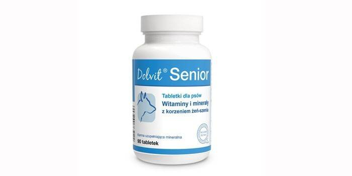 Комплекс Dolvit Senior Plus от Дольфос