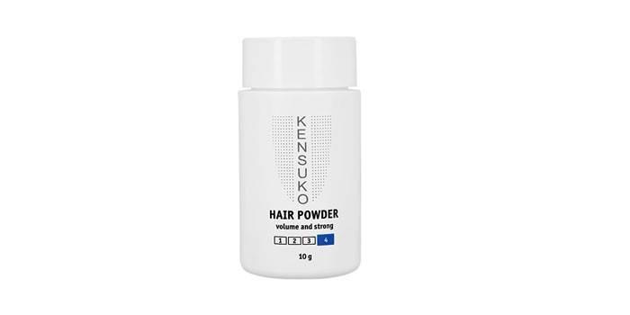 Пудра для волос Kensuko