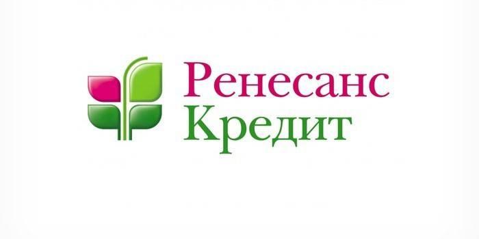 Логотип Ренессанс Кредит банка