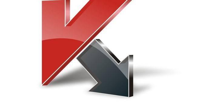 Логотип антивируса Касперский