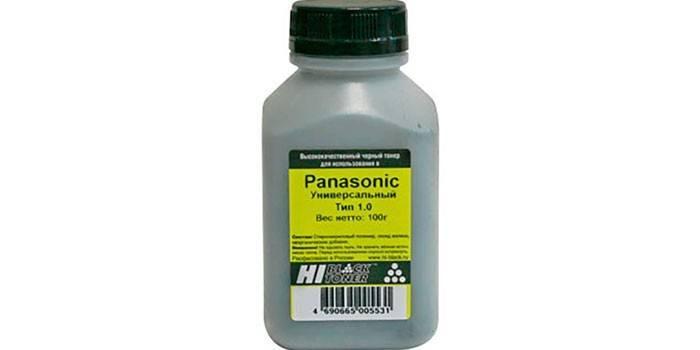 Тонер Panasonic универсальный