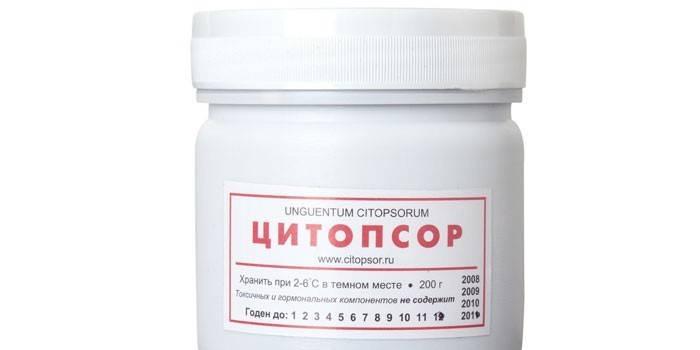 Мазь Цитопсор
