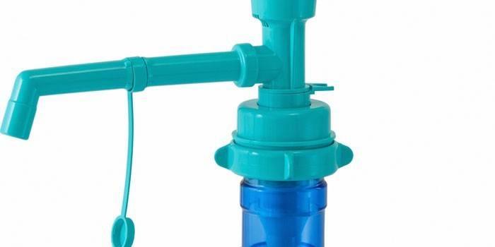 Электрическая помпа для бутилированной воды HotFrost A10
