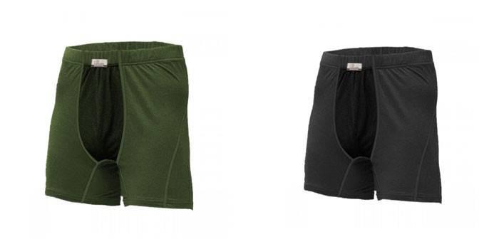Теплые мужские шорты Lasting NICO+