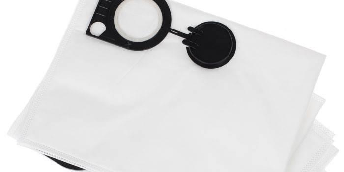 Мешок из флиса для пылесоса  Filtero BSH 35 Pro