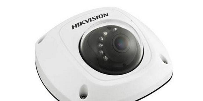 IP camera  DS-2CD2542FWD-IS