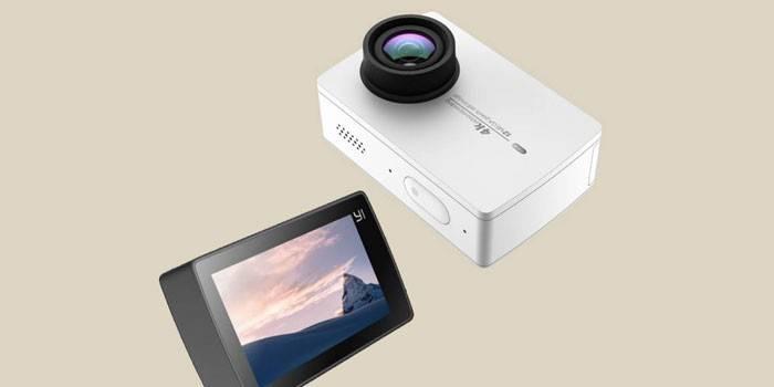 Xiaomi Yi 4K Sports Action Camera 2