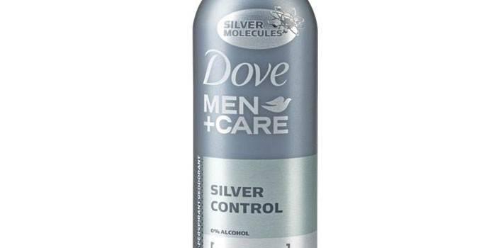 Dove Men + Care, Silver Control для молодых людей