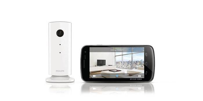 IP camera PHILIPS M100E/12
