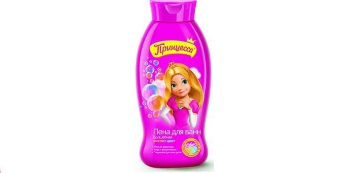 Пена для ванны «Принцесса»