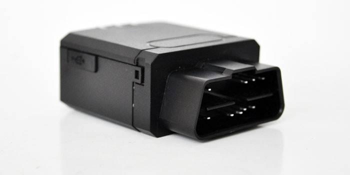 Автомобильный GPS-трекер Navixy A2