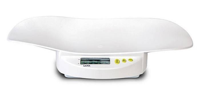 Электронные весы для младенцев LAICA MD6141