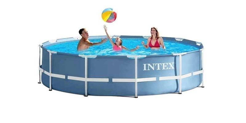 Prism Frame Pool Intex