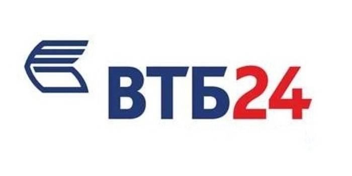 Логотип ВТБ 24