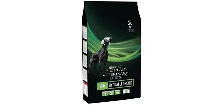 Pro Plan Veterinary dietКорм s НА для собак все пород при аллергических реакциях
