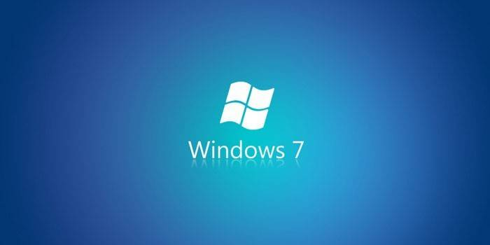 Заставка Windows 7