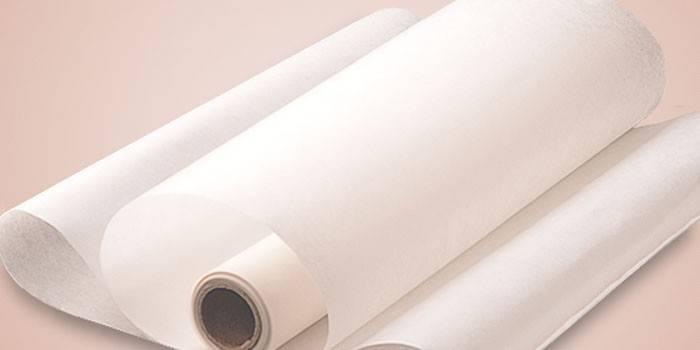 Рулон силиконовой пергаментной бумаги
