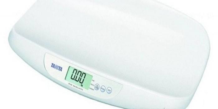 Электронные весы для младенцев Tanita BD-590