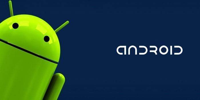 Логотип менеджера на андроиде
