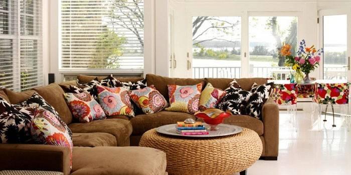 9832059-hkhljlj Диванные подушки своими руками мастер класс: оригинальное декорирование
