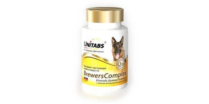Unitabs Brewers Complex c Q10