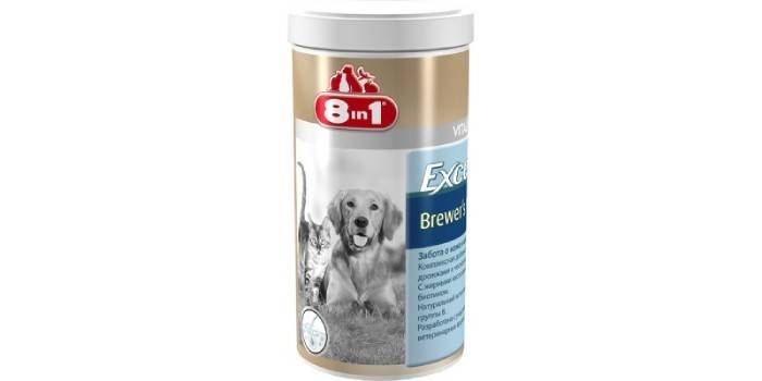 Excel 8 in 1 Brewer's Yeast