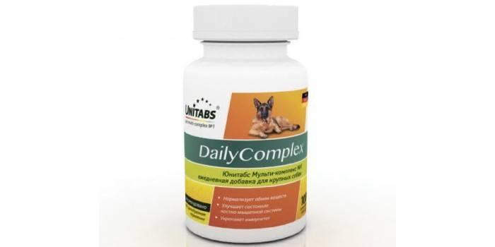 Unitabs Daily Complex