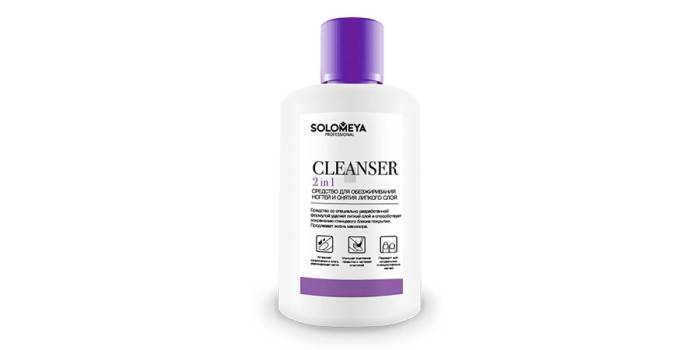 Solomeya Cleanser 2 in 1