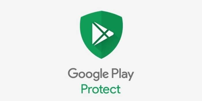 Значок Google Play Protect