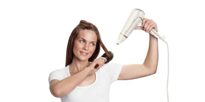6 способов накрутить волосы средней длины