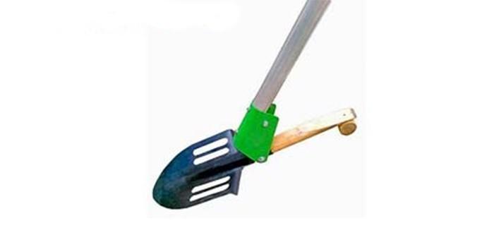 Чудо-лопата для копки земли - принцип работы d39915e58386e