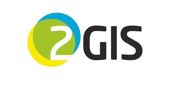Логотип программы Дубль-Гис