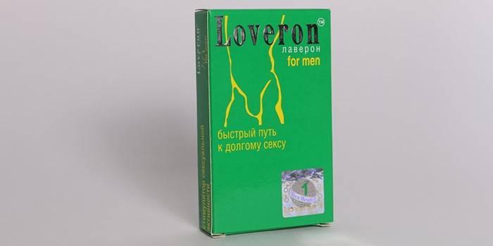 Препарат Лаверон для мужчин