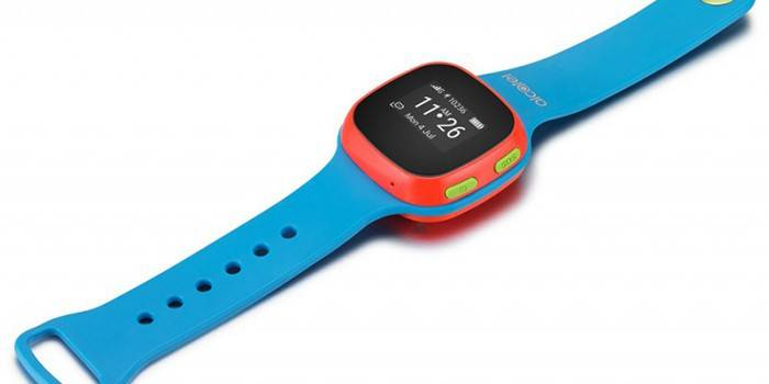 Смарт часы для ребенка от бренда Alcatel модель Movetime