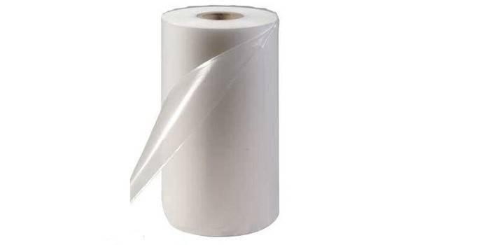 Рулон с термоусадочной пленкой-рукавом MY-PACK
