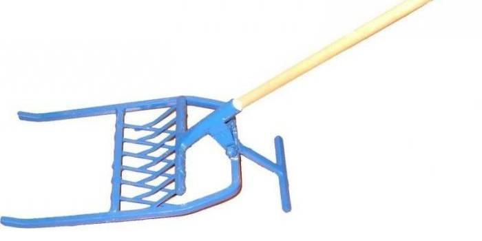 Модель супер-лопаты Пахарь