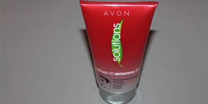 Антицеллюлитное средство Avon Solutions