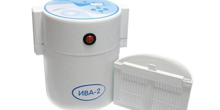 Прибор ИВА-2 с таймером