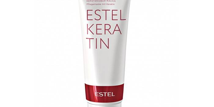 Маска для волос с кератином Estel Keratin