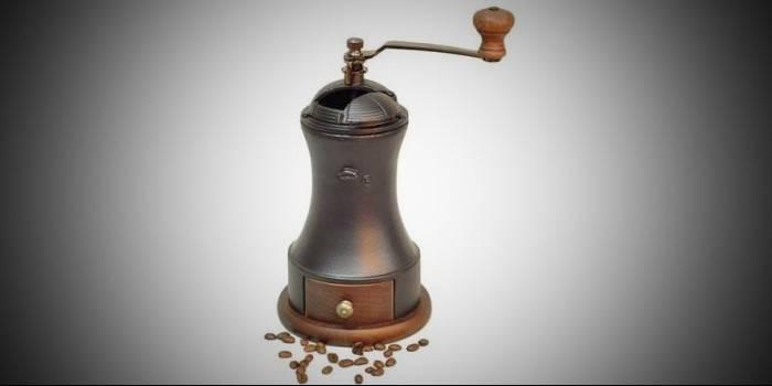 Мельница для кофе механическая