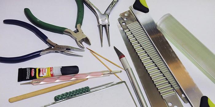Инструменты для работы с полимерной глиной