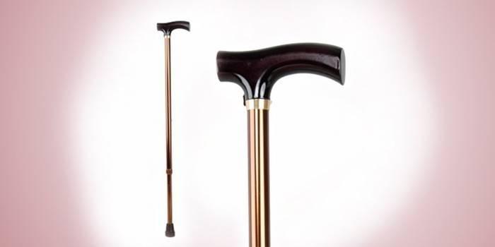 Телескопическая трость для ходьбы