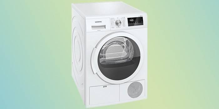 Машинка для сушки белья конденсационного типа Siemens WT 45 M 260 OE