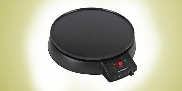Электрический прибор для жарки блинов SUPRA WIS-500