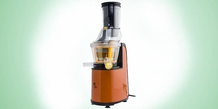 Соковыжималка электрическая одношнековая Kitfort KT-1102