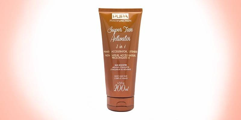 Pupa Super Tan Activator 3 In 1