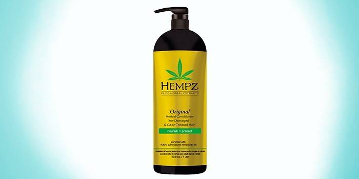 Hempz Daily Hair Care Original for damager and color treated hair