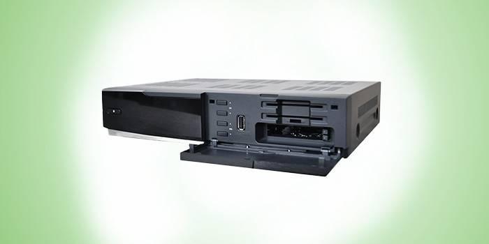 Автономный видеотюнер Openbox SX9 Combo HD
