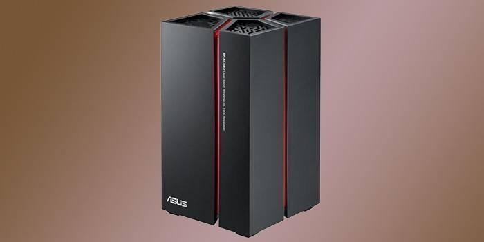 Точка доступа Asus RP-AC68U