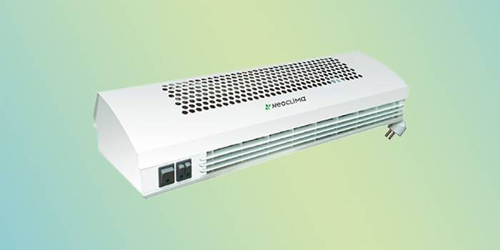 Тепловая завеса с защитой от перегрева Neoclima ТЗС-610